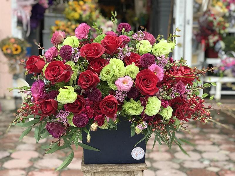 Shop hoa tươi Hoa Bốn Mùa Ninh Thuận