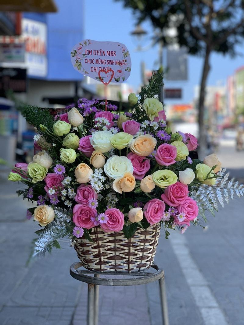 Shop điện hoa Nét Việt Ninh Thuận