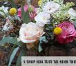 5 shop hoa tươi tại Ninh Thuận chất lượng, giá tốt