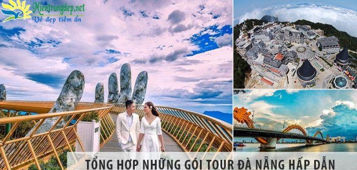 Tổng hợp những gói Tour Đà Nẵng vô cùng hấp dẫn