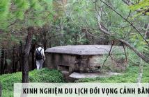 Kinh nghiệm du lịch đồi Vọng Cảnh bằng ô tô