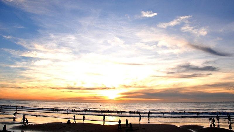 Cách di chuyển đến bãi biển Đồi Dương